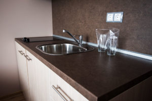 double room kitchen